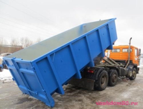 Вывоз мусора тургеневскаяфото1727
