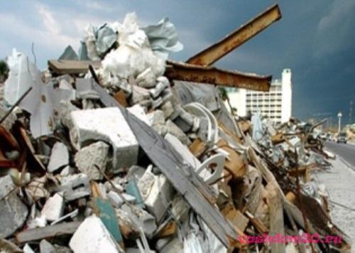 Вывоз мусора в кудиновофото1448