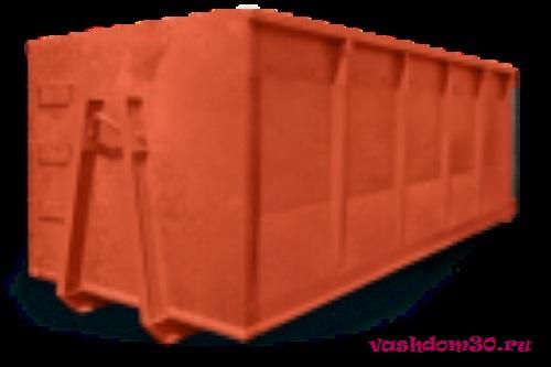 Контейнер мусорный 20 кубов ценафото757