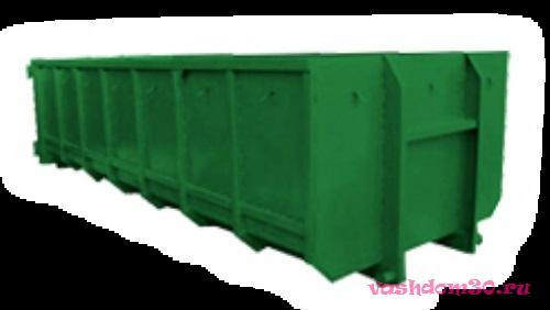 Вывоз мусора тенистый проездфото692