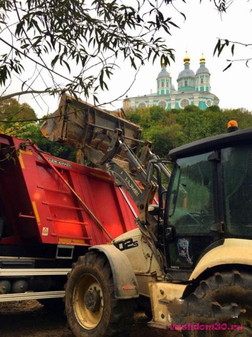 Вывоз мусора и отходов в ногинскефото76