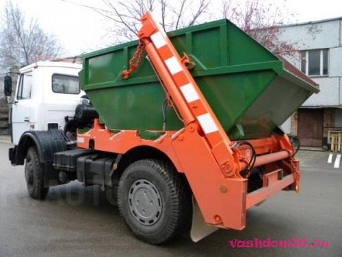 Вывоз мусора пресненский районфото273