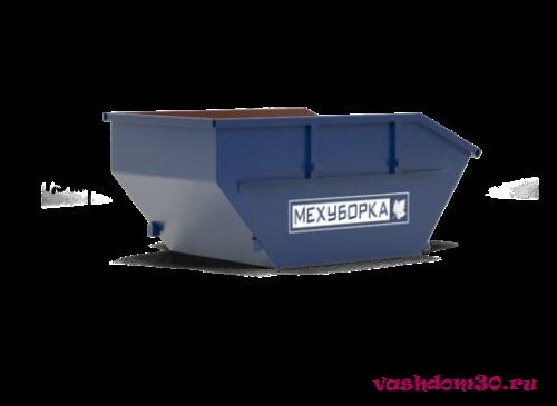 Вывоз мусора контейнер ленинский районфото73