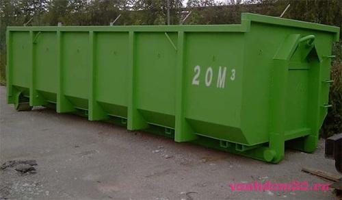 Вывоз мусора в купавнефото390