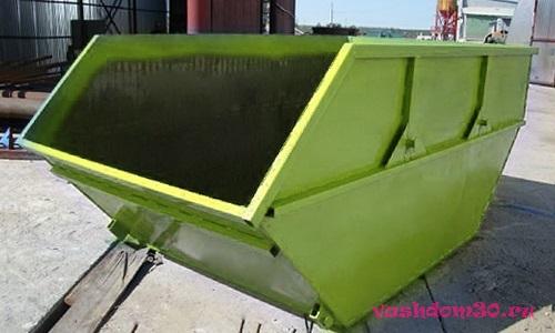 Контейнер для мусора цаофото741