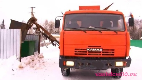 Контейнер для строительного мусора троицкфото1290