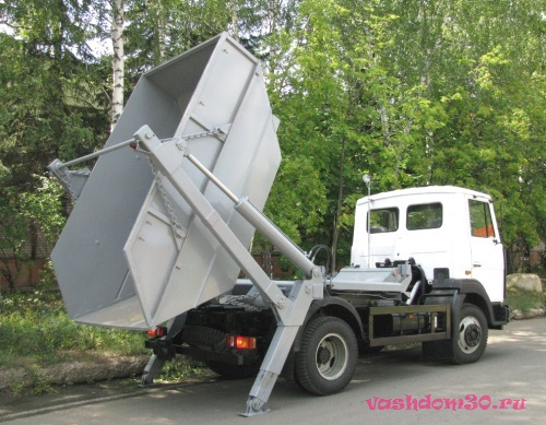 Цены на вывоз мусора в москве и областифото317