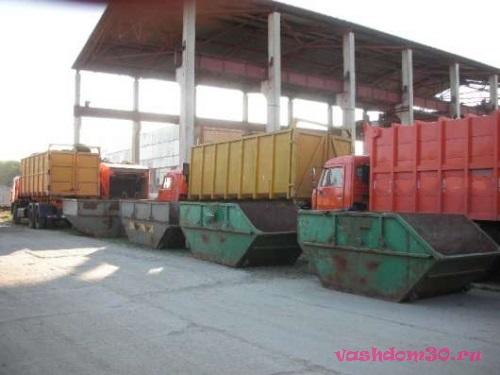 Вывоз мусора и отходов в железнодорожномфото268