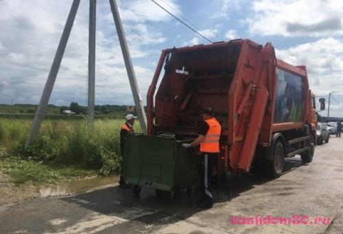 Вывоз и утилизация твердых бытовых отходов (тбо)фото106