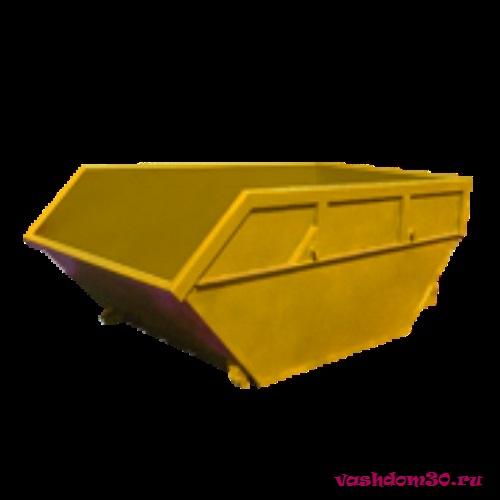 Вывоз мусора окружной проездфото1124