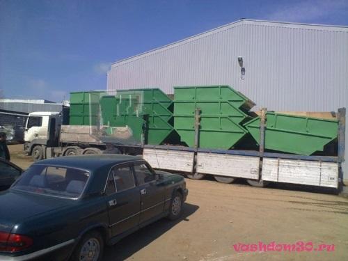 Вывоз мусора серпухов контейнерфото1924