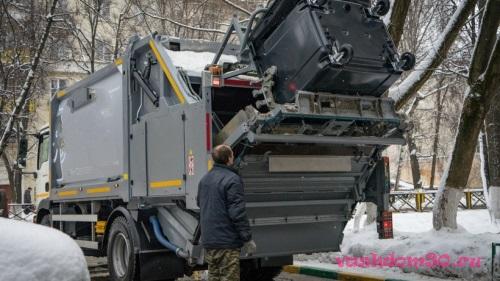 Контейнер для строительного мусора коломнафото1181