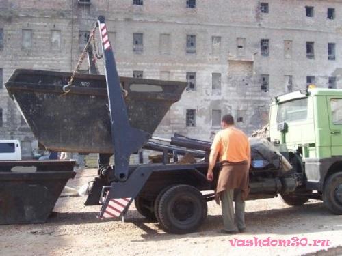 В люберцах вывоз мусора строительногофото1548