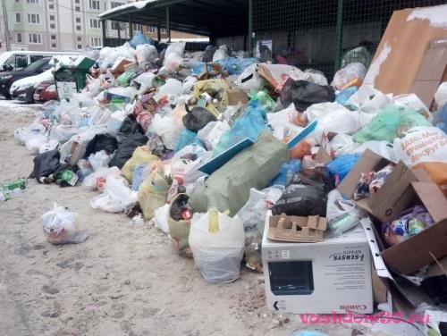 Контейнер для мусора 8 куб железнодорожныйфото1756