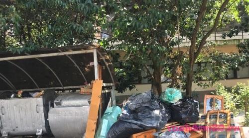Вывоз мусора чистые прудыфото1612