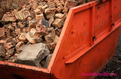 Сергиев посад вывоз мусора контейнерфото1400