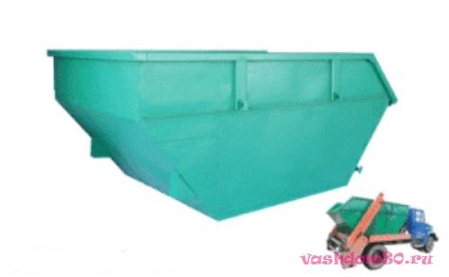 Вывоз мусора панфиловскаяфото103
