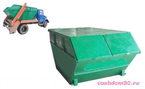 Вывоз мусора в можайском районефото641