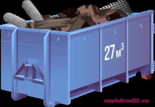 Вывоз мусора раменскоефото324