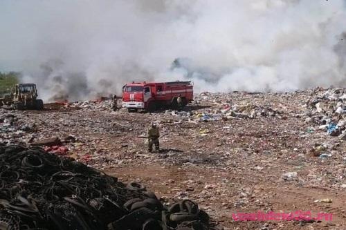 Вывоз мусора контейнер 8 м3 серпуховской районфото1093