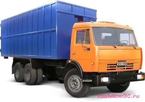 Вывоз мусора контейнер 20 м3 люберцыфото1934