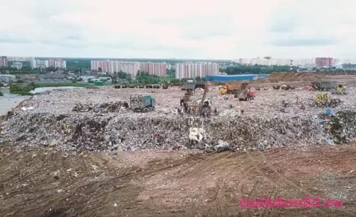 Контейнер для строительного мусора химкифото1520