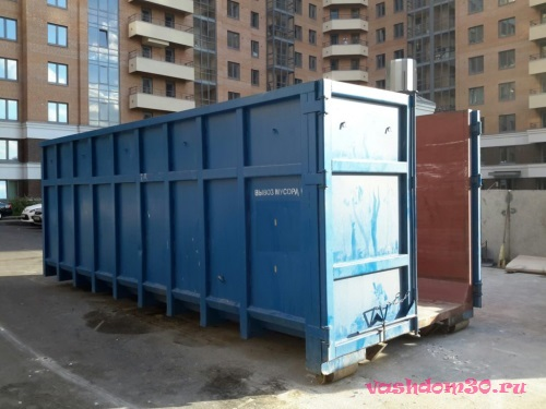 Вывезти мусор в бронницахфото821