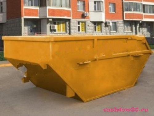 Мусорный контейнер наро-фоминскфото99