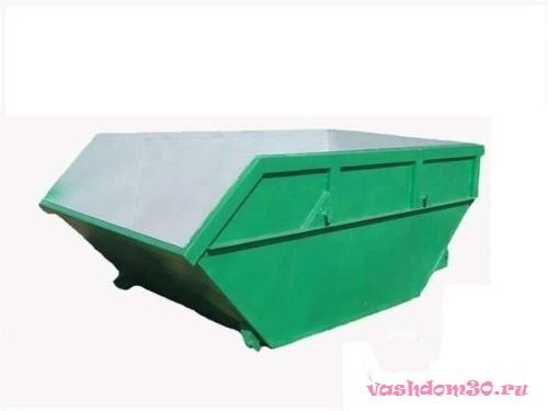 Вывоз мусора белокаменнаяфото723