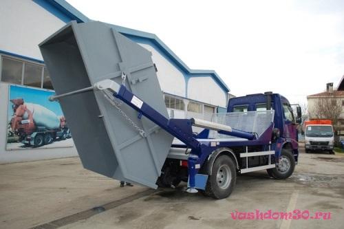 Оперативный вывоз мусора от станции метро рассказовкафото1353