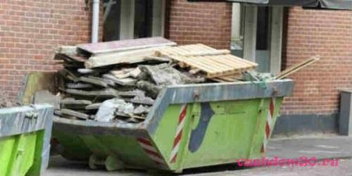 Вывоз строительного мусора зеленоградфото1986