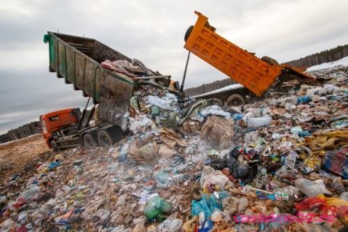 Вывоз мусора контейнер 8 м3 москва заофото1788