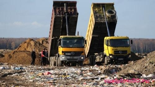Вывоз мусора контейнер балашихафото1280