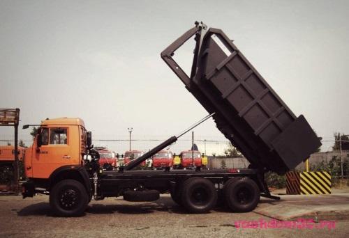 Вывоз мусора и отходов в щёлковофото1240
