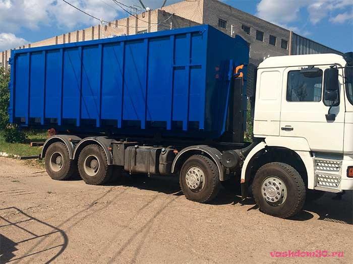 Вывоз мусора контейнер люберцыфото1632