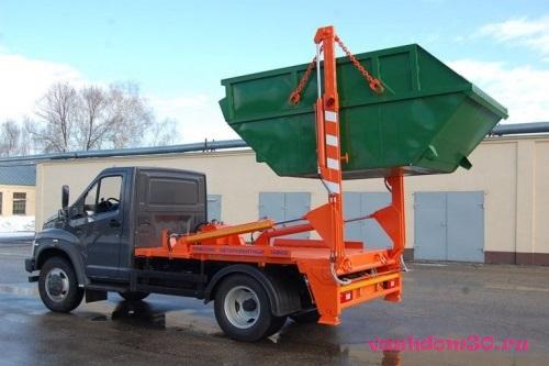 Вывоз мусора ленинский проспектфото296
