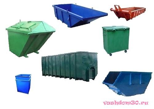 Вывоз мусора семеновскаяфото1846
