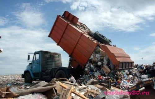 Подольск вывоз мусора контейнерфото502