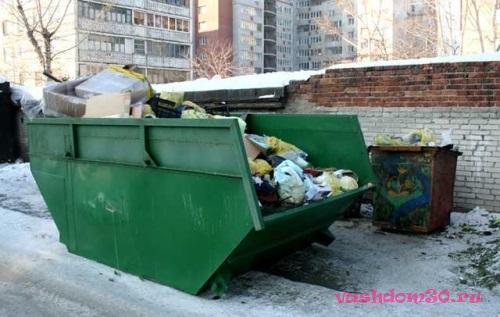 Вывоз мусора в южнопортовомфото876