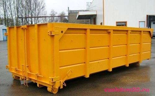 Вывоз сыпучего мусорафото1740
