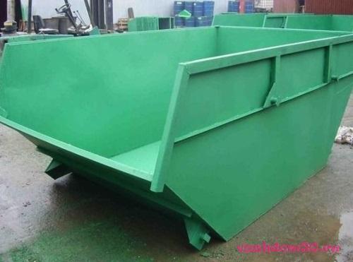 Мусорный контейнер саофото669