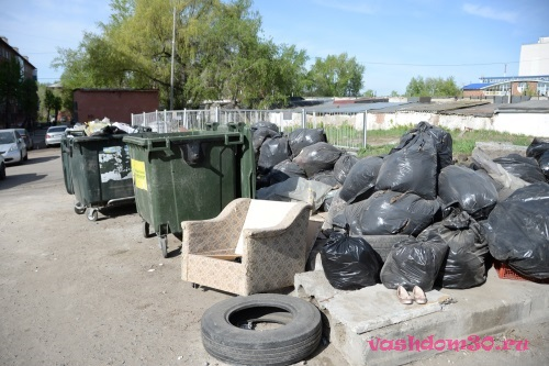 Вывоз мусора в пушкино московской областифото152
