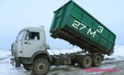 Вывоз мусора троицкфото1780