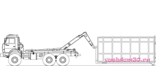 Вывоз строительного мусора юзаофото1220
