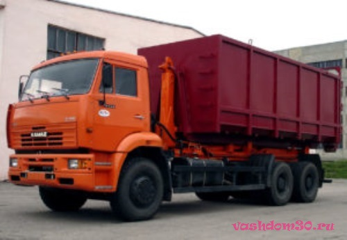 Вывоз мусора контейнер 8 м3 коломнафото1090