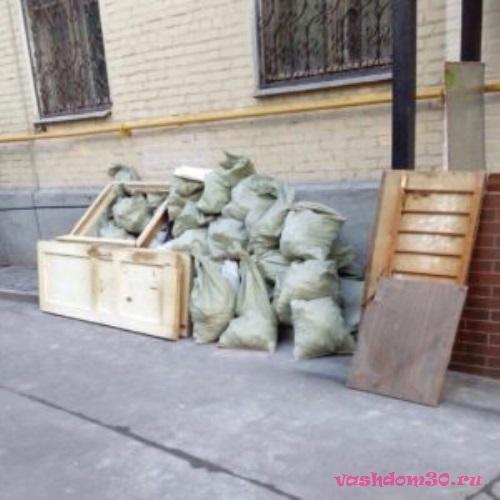 Аренда контейнер для мусорафото731