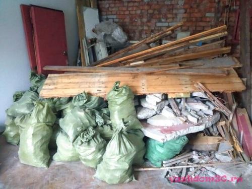 Вывоз строительного мусора щелковофото281