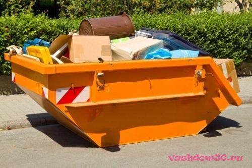 Заказать контейнер под мусор 8м3 пушкинском районе д мартьянковофото608