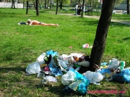 Вывоз мусора чеховскаяфото345