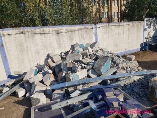 Вывоз мусора беговой районфото1120